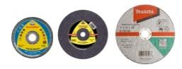 Armuoti pjovimo diskai